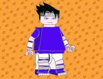LEGO Sasuke : Part 1 by FariOwl