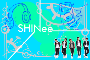SHINee 1 by sakuradbzgirl15
