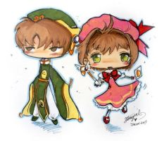 Card Captors by StarMasayume