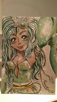 Rydia by moonshadebutterfly