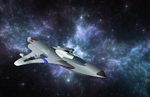 Spaceship Concept by daegana
