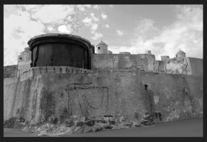 Old fortress by PauloOliveira