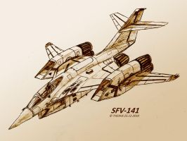 SFV-141 by TheXHS