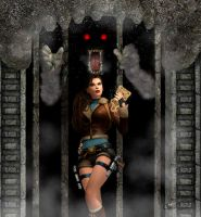Lara Croft 72 by Orphen5