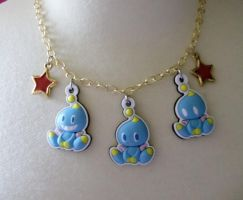 Chao Mood Necklace by theOrangeSunflower