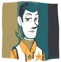 Woody 20 by themonsterwithnoname