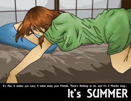 I HATE the summer by sarahsmiles916