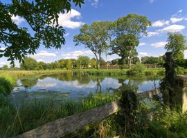 River View Northamptonshire by davepphotographer