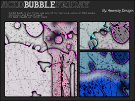 AcidBubbleFriday Texture Pack by britsnpieces