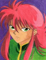 Kurama Youko by 7zfighters