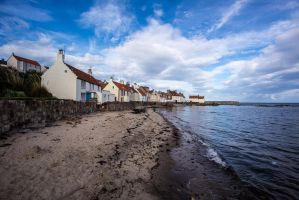 Postcard from Pittenweem by BusterBrownBB