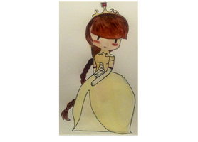 Princess of the Books by NiCole4evur