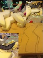 Costume WIP: wing claws 1 by Tatta-Kasame