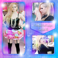 Photopack 001 | Avril Lavigne by SoHappilyDream