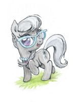 Adorable Silver Spoon by Almaska
