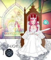 Aurora - Child of Light by WolfyGirl95