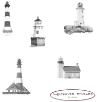 LightHouse Brushes by arisil