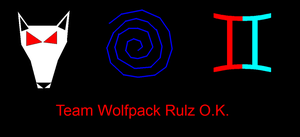 Team Wolfpack Character Logos by sonamy-666