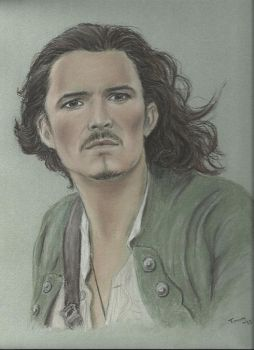 Will Turner dmc by Powerfulwoodelf
