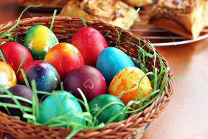Easter eggs by kupenska