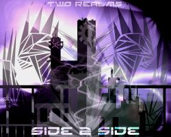 Two Realms side 2 side by LandRiders7th