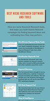 Best Niche Research Software and Tools by dhruvaa