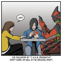 Gokaiger Episode 10 by chromacorps