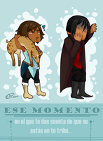 ese momento by bluecrystals7