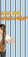 Pack Miley Cyrus png by Nereditions