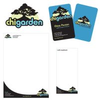 ChiGarden Stationery by chisa