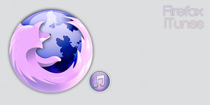 Firefox and  iTunes ICOns. by dAiheart