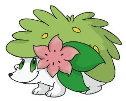 492 - Shaymin by Winter-Freak