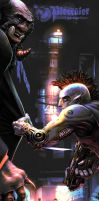 Shadowrun Back Alley Deal by raben-aas