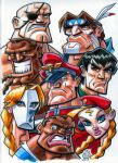 Street Fighter part 2 by Chad73