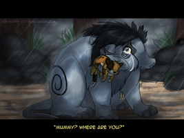 Mummy, where are you +PC+ by Searii
