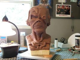 Somewhere in Time Bust by capnharris
