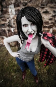 Marceline by Lady-I-Hellsing