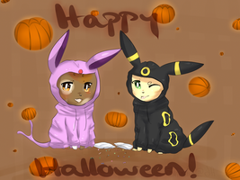 |trick or treat by shineful