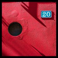 Red, blue and Twenty by Pierre-Lagarde