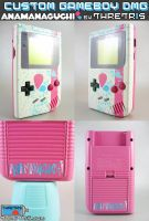 Custom Gameboy Anamangameboy by Thretris