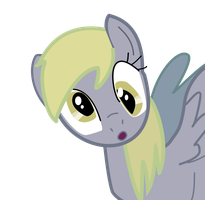 Derpy Vector by wolvesstar97