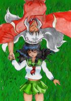 Inuyasha by K4gome