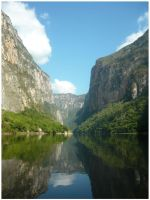 Canon del Sumidero by SometingElse