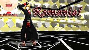 [MMD APH NC] Romania [DL] by FBandCC