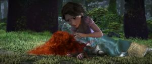 Rapunzel found Merida dead. by Frostismylife