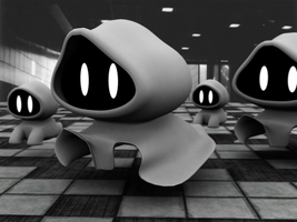 3D Wraiths -Maplestory- by theeph-7810