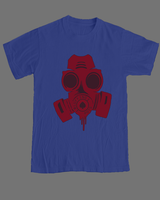 Gas mask halftone by bluffingpots