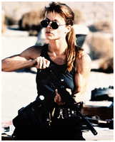 Sarah Connor by GirlVonWurst