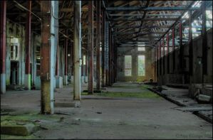 Factory 4 by LivingDreadDoll