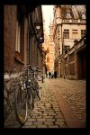 The city of Leuven by thomas-darktrack